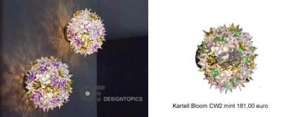 Kartell bloom cw2 mint 9270 mn
