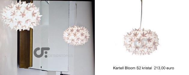 Aanbieding Kartell Bloom S2 9260-B4 kristal te koop, Designtopics ...