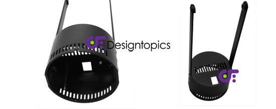 Aanbieding 07 transformatorhuis wit artemide tizio 50 onderdelen te koop designtopics design - Gloeilamp tizio lamp ...