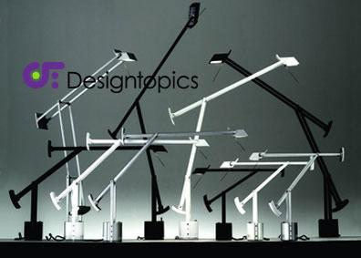 Aanbieding artemide tizio led te koop designtopics design verlichting lamp webshop - Gloeilamp tizio lamp ...