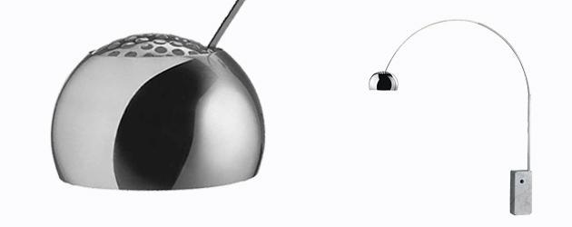 aanbieding flos arco led te koop designtopics design verlichting lamp webshop