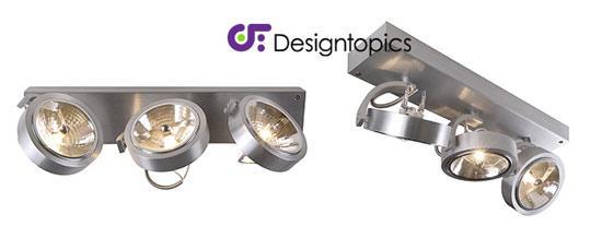 aanbieding slv kalu 3 te koop designtopics design verlichting lamp webshop. Black Bedroom Furniture Sets. Home Design Ideas