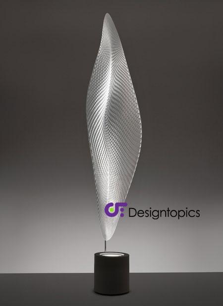 aanbieding artemide cosmic leaf terra te koop designtopics design verlichting lamp webshop. Black Bedroom Furniture Sets. Home Design Ideas