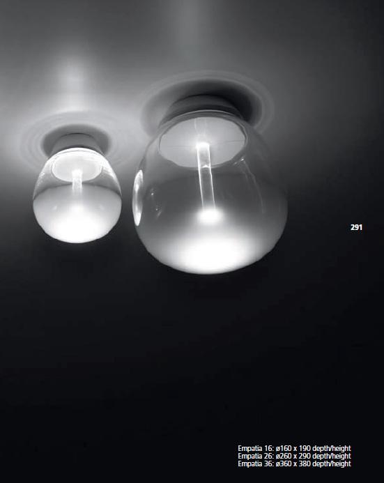 Aanbieding artemide empatia 26 ceiling te koop designtopics design verlichting lamp webshop - Artemide lichtarmatuur ...