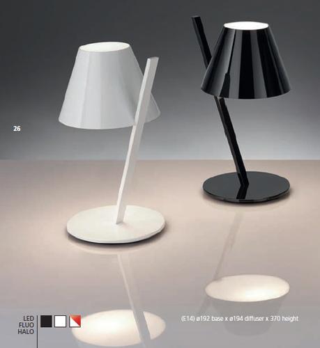 Aanbieding artemide la petite wit te koop designtopics for Artemide verlichting