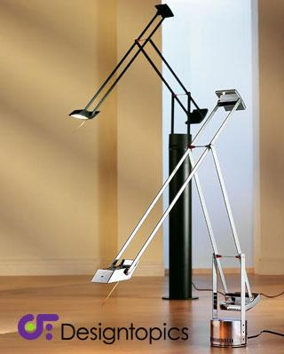 Designtopic designverlichting en woonaccessoires - Gloeilamp tizio lamp ...