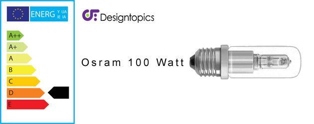 aanbieding osram halolux ceram 100 watt e27 te koop designtopics design verlichting lamp. Black Bedroom Furniture Sets. Home Design Ideas