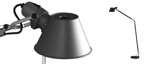 aanbieding artemide tolomeo lettura dimmer te koop designtopics design verlichting lamp webshop. Black Bedroom Furniture Sets. Home Design Ideas